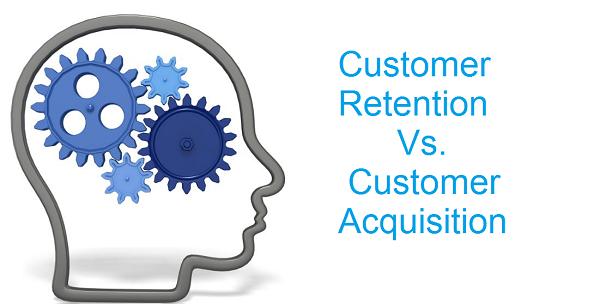 How to split your marketing budget between customer acquisition and  retention activities? – Brandalyzer